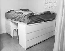 Bildergebnis F 252 R Bett Podest Ikea Selber Bauen Hochbett
