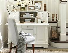 White Home Office Decor Ideas by Small Home Office Ideas