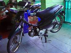 Modif Supra X 100 by Modifikasi Supra X 100 Drag Thecitycyclist