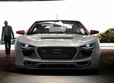 The Audi R4 Concept Car Designed By Rene Garcia