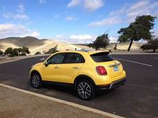 2016 fiat 500x suv has faults but the road