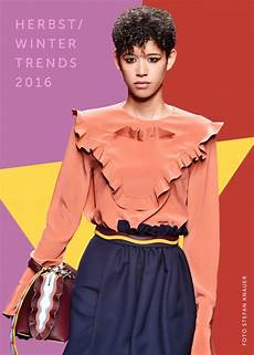 Trends Herbst Winter 2016 - modetrends herbst winter 2016 17 fashionmakery