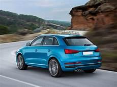 2015 model audi q3 india rear angle 1 carblogindia