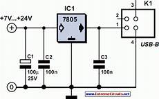 Wireles Usb Schematic Diagram by Power Supply For Usb Devices Eeweb Community