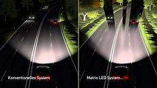 matrix led system hella