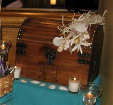 treasure chest diy cardbox weddingbee photo gallery