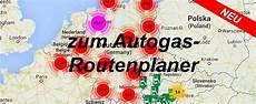 Lpg Tankstellen Europa Karte My
