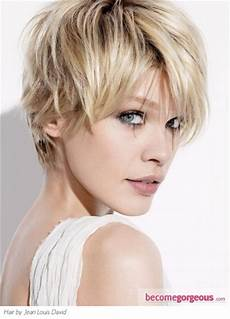 pictures short hairstyles short choppy layered haircut