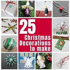 Decorations To Make Yourself by 25 Decorations To Make The Crafty Mummy