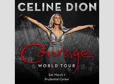 celine dion courage album