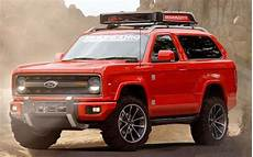 2017 Ford Bronco Price Release Date Specs Design