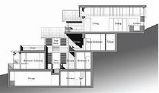 steep hillside house plans steep slope home plans google search lake house