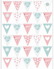 baby shower bunting cake toppers gift shop