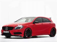 Mercedes W176 A250 By Brabus Benztuning