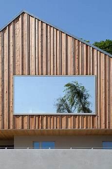 Neubau Haus F Fassade Fassadengestaltung