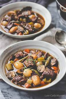Amazing Low Carb Beef Stew Gluten Free Keto Whole30