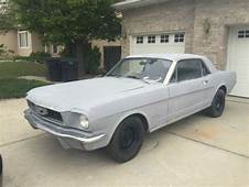 1966 Ford Mustang Coupe 302 1965 1964 1967 1968