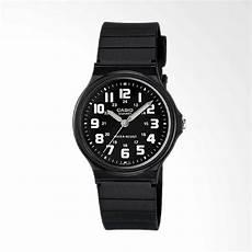 jual casio jam tangan pria hitam mq 71 1bdf online harga kualitas terjamin blibli com