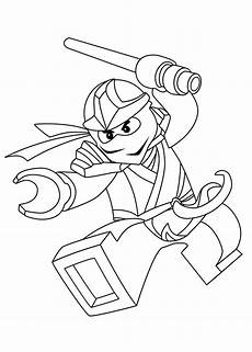 Ausmalbilder Lego Ninjago Zane Zane Ninjago Coloring Pages For Printable Free