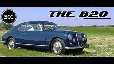 lancia aurelia b20 lancia aurelia b20 gt s6 1957 test drive in top gear scc tv