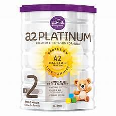 Platinum Formula Care - a2 platinum premium follow on formula stage 2 900g amcal