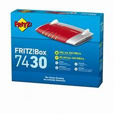 Avm Fritz Box 7430 2 4 Ghz Geeignet F 252 R De