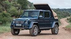 Maybach G Klasse - mercedes maybach g 650 landaulet g klasse wird zum luxus