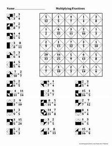 multiplying fractions worksheets for middle school multiplying fractions color worksheet уроки математики