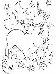 Unicorn Malvorlagen Adalah Detailed Unicorn Coloring Pages At Getcolorings Free