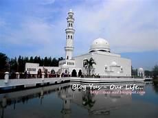 Masjid Tengku Tengah Zaharah Masjid Terapung Kuala
