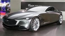 mazda 6 2020 nueva generacion salon de tokyo 2017 mazda vision coupe concept