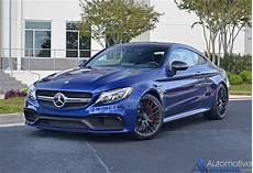 2017 Mercedes Amg C63 S Coupe Review Test Drive
