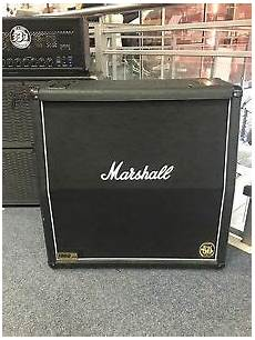 Marshall 1960a 4x12 Cabinet Used Ebay