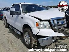 used parts 2008 ford f150 xlt 5 4l 4x4 subway truck parts
