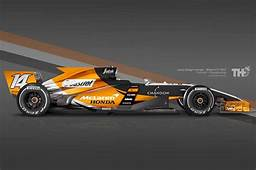 McLaren Give Another Hint Of Their Return To Orange