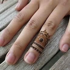Selain Di Tangan Henna Juga Bisa Dilukis Di Bagian Tubuh