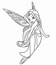 tinkerbell fairies coloring pages to print 16654 silvermist coloring pages coloring coloring pages