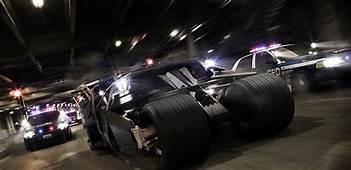 Best Batmobile Chase Batman Begins Vs TDK BvS  Gen
