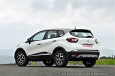 renault captur test drive review rear three quarters 2