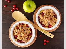 cran apple cobbler_image