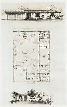 atomic ranch house plans cliff may atomic ranch vintage house plans house plans