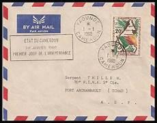 Cameroun Et Togo 1960 61