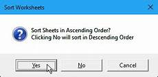 macro for sorting worksheets and workbooks 7742 how to sort worksheet tabs in alphabetical order in excel