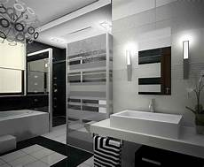 Master Bathroom Ideas Black And White by 20 Sleek Ideas For Modern Black And White Bathrooms Home