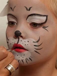 kinderschminken katze lippen schminken 2 paint