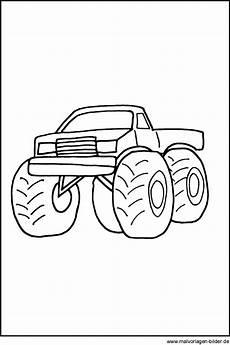 malvorlagen kostenlos ausdrucken truck ausmalbild monstertruck kostenlose malvorlagen