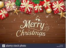 merry christmas poster background design template typography and stock vector art