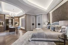 une grande chambre aux couleurs douces d 233 coration luxe