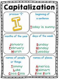 capitalization and punctuation editing worksheets 20756 grade common language arts second grade writing grade writing kindergarten