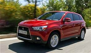 Mitsubishi ASX 3 18 Diesel 5dr Car Review  February 2012
